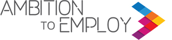 Ambition to employ Logo